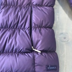 Athleta Jackets & Coats - Athlete  puffer jacket with asymmetrical zipper